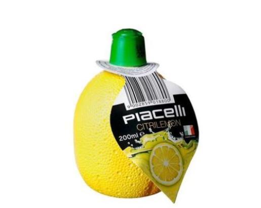 Imagen del zumo Piacelli Citri Lemon.