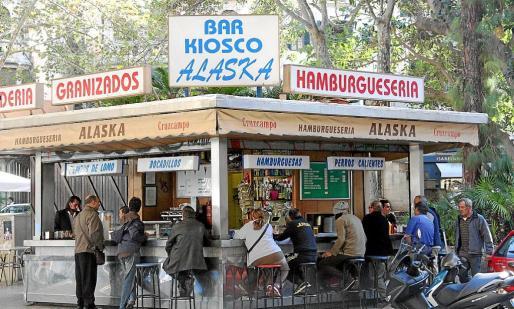 El Alaska está considerado como uno de los establecimientos más emblemáticos de Ciutat.