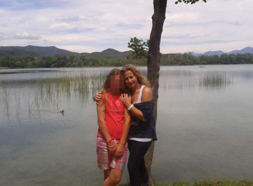 Imagen de archivo la hija y la madre.