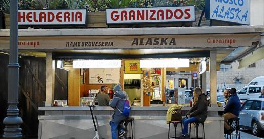 El Alaska es uno de los establecimientos más emblemáticos de Ciutat.