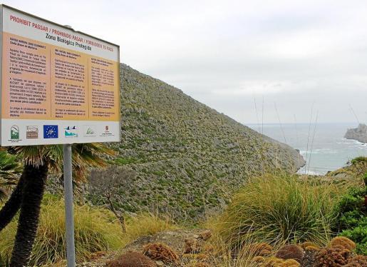 El Pla d'Ordenació dels Recursos Naturals de la Serra creó en 2007 las zonas de exclusión. Recurría a argumentos de conservación ambiental para restringir el acceso público a estas zonas. Dos de ellas están en Ternelles, en el camino del Castell y en el camino que lleva a la cala.