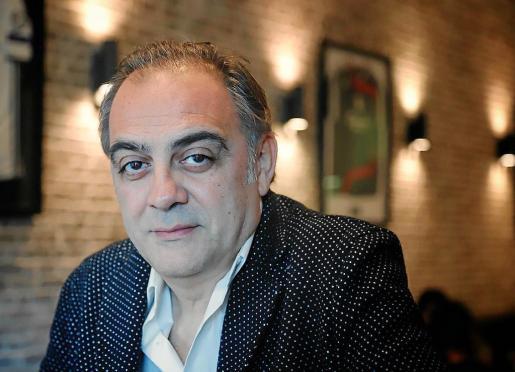 El actor Pep Tosar presenta su nueva propuesta teatral en Palma.