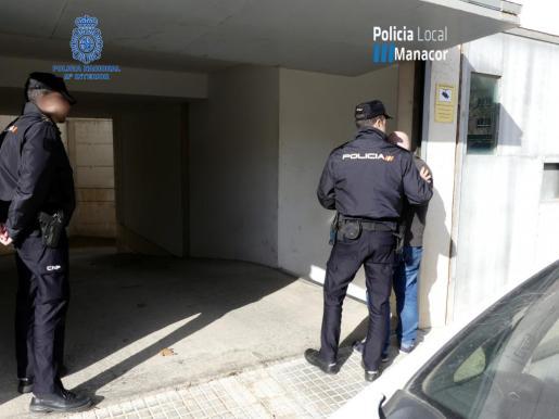 Un hombre ha sido detenido por apuñalar a otro en un bar de Porto Cristo.
