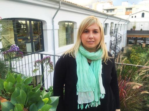 Mar Nicolau, candidata del PP a las elecciones municipales en Inca.