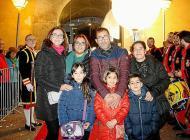 Los Reyes Magos llegaron a Palma