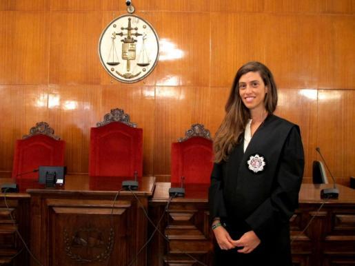 Rosa Juana Isern Rosselló, nueva jueza de Baleares