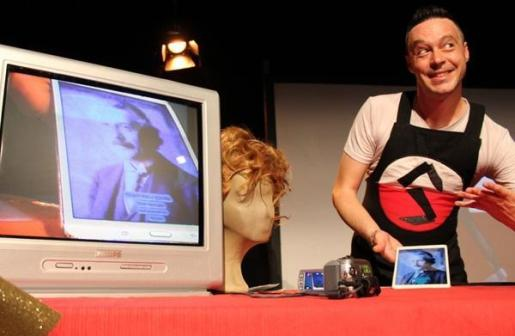 Serafín Quevedo protagoniza la obra de teatro 'Narco', que recala en el Auditórium de Palma.