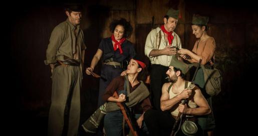 La compañía Iguana Teatre regresa al Auditori d'Alcúdia con 'Mar de fons'.