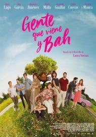 Cartel de la película 'Gente que viene y bah'