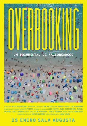 Cartel del documental 'Overbooking'.