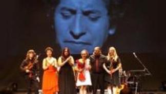 Concierto de Vientos de Poniente en homenaje a Víctor Jara en el Xesc Forteza