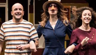 La obra de teatro 'Una història vertadera' llega al Teatre Catalina Valls