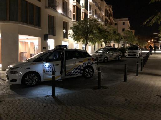El martes por la noche una patrulla sorprendió a dos varones con síntomas evidentes de haber ingerido sustancias estupefacientes.