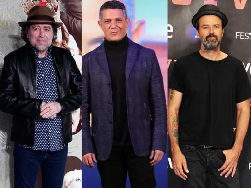 Alejandro Sanz, Sabina, Donés y más artistas, denunciados por la SGAE.