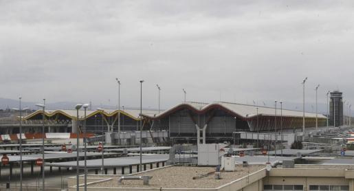 Vista de la terminal 4 del aeropuerto Adolfo Suárez-Madrid Barajas.