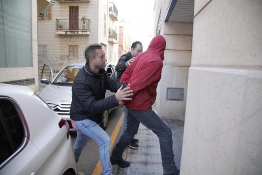 El detenido ha pasado este sábado a disposición judicial en Inca.