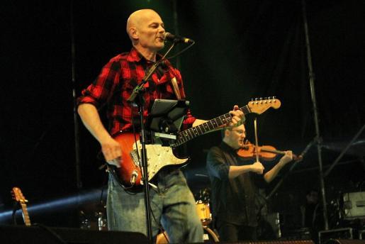 Celtas Cortos, en concierto en Palma.