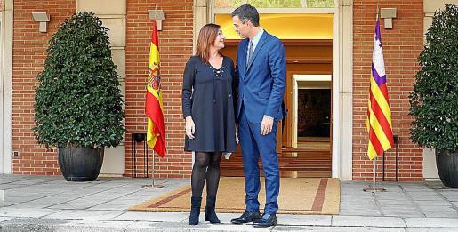 El presidente del Gobierno ha descartado cualquier posibilidad de plantear esta año una reforma del sistema de financiación antes las evidentes dificultades de poner de acuerdo a comunidades tan dispares como Balears o Aragón.