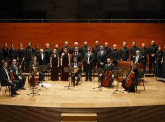 Concierto 'El barroco italiano' de la Fundació Studium Aureum en el Conservatori de Palma