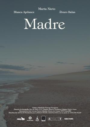Cartel del corto 'Madre', de Sorogoyen.