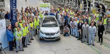 El Peugeot 2008 un millón sale de la línea de producción