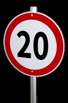 En vías urbanas y travesías se fijaría el límite de 20 km/h.