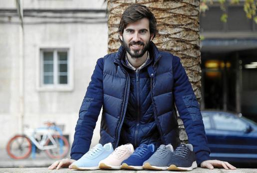 El joven empresario Pablo Mas March tiene 29 años.