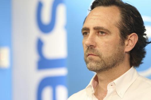 José Ramón Bauzá, en una imagen de archivo de 2015.