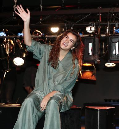 La cantante navarra Amaia Romero, en una imagen de archivo.