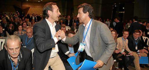 Gabriel Company ha ganado hasta el momento todas las disputas políticas que ha mantenido con José Ramón Bauzá.