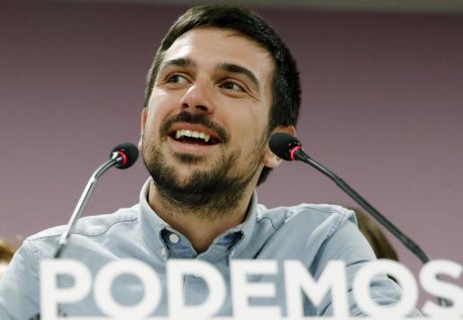 Ramón Espinar, en una imagen de archivo.