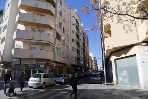El suceso ha tenido lugar en la calle Pons i Gallarza de Palma.