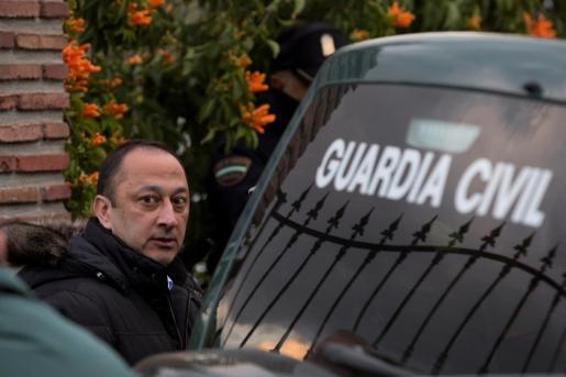El delegado del Gobierno en Andalucía, Alfonso Rodríguez Gómez de Celis.