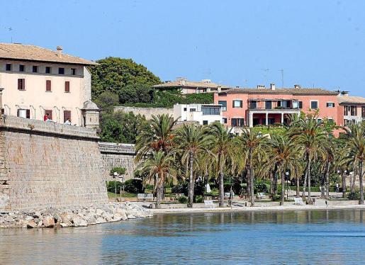 El centro de Palma se mantiene como la zona más cara.