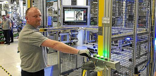 La fábrica ha recibido una inversión de 250 millones de euros.