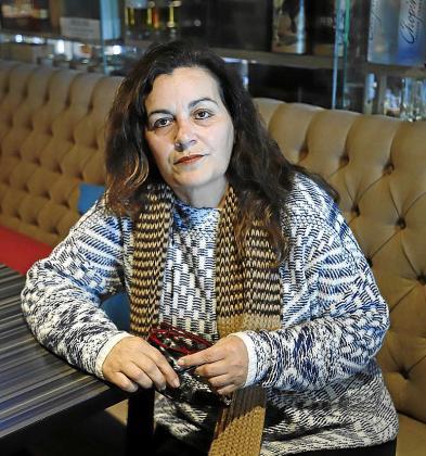 María José Barroso está indignada contra el hospital.