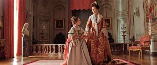 Un momento de la película 'Cambio de reinas', que se proyecta en Palma en un acto benéfico a favor de Amics de la Infància.