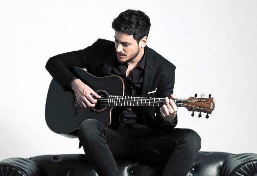 El cantante Luis Cepeda, en una imagen promocional.
