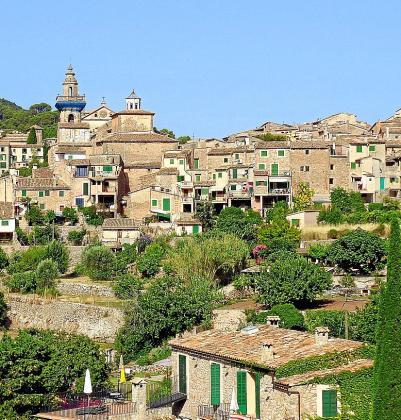Valldemossa fue el municipio más rico de Balears en el año 2015.