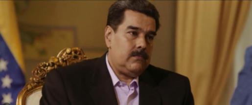 La entrevista a Nicolás Maduro se coló entre lo más visto de la noche televisiva.