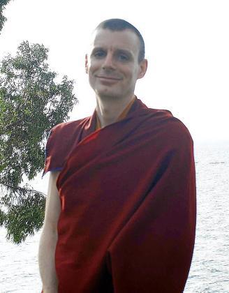 El lama Rinchen, en una imagen de archivo.