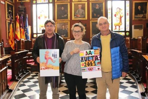 'Carrer de colors' de Pere Reus Viver y 'Rua de Colors' de Francesca Martorell Ruiz han sido los vencedores.