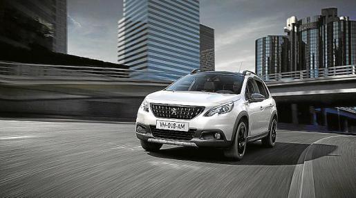 La elegancia y la exclusividad del negro llega a la gama Peugeot .