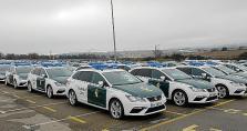 La Guardia Civil adquiere 249 SEAT León ST 2.0 TDI