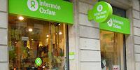 Fachada de Intermon Oxfam en Palma.