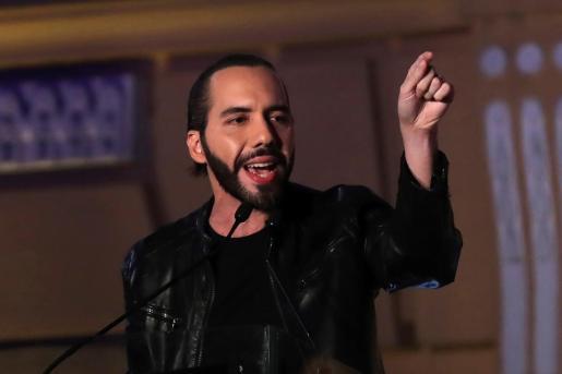 Nayib Bukele se proclamó ganador de las elecciones presidenciales de El Salvador.