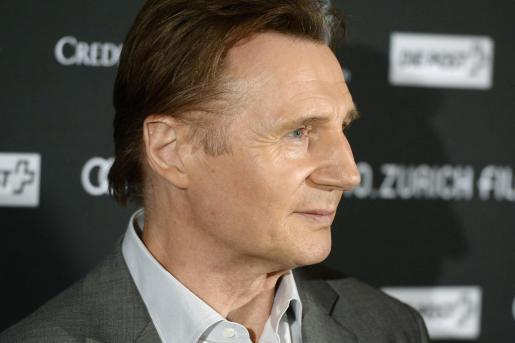 El actor irlandés Liam Neeson.