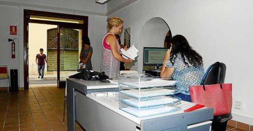 La Oficina Antidesahucios de Palma suele mediar con las entidades financieras.