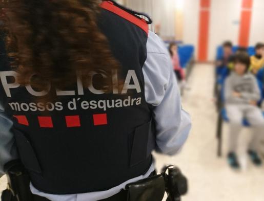 El detenido está en comisaría junto al resto de arrestados, que todavía no han pasado a disposición judicial.