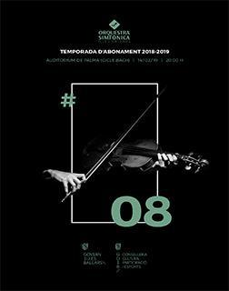 La Orquestra Simfònica de les Illes Balears regresa al Auditórium de Palma.